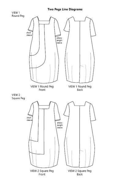 7 besten Nähen Kleidung Bilder auf Pinterest | Blusen, Oberteile und ...
