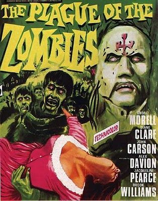 Hammer Horror big hit including which craft and rising the dead from there graves