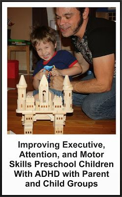 improving executive attention and motor skills preschool