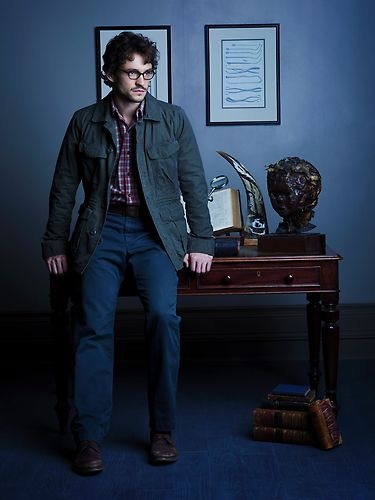 Hugh Dancy as Special Agent Will Graham  #Hannibal premieres Thursday, April 4 on NBC