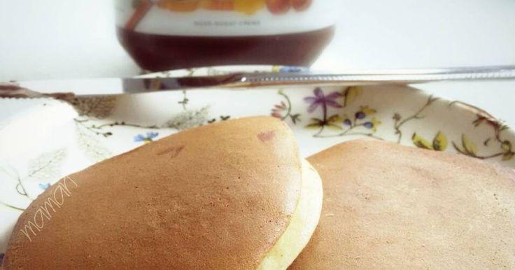 Resep dorayaki nutella favorit. kue dorayaki ini simpel,mudah dan kesukaan anak anak. apalagi dioles nutella...hmm yummi