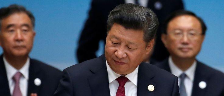 """Noticias ao Minuto - Presidente chinês diz que relação com EUA atravessa """"ponto de viragem"""""""
