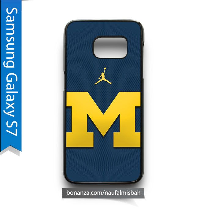 Michigan Wolverines Logo Samsung Galaxy S7 Case Cover - Cases, Covers & Skins