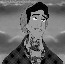 Emo Disney... is it weird that this is kind of attractive?