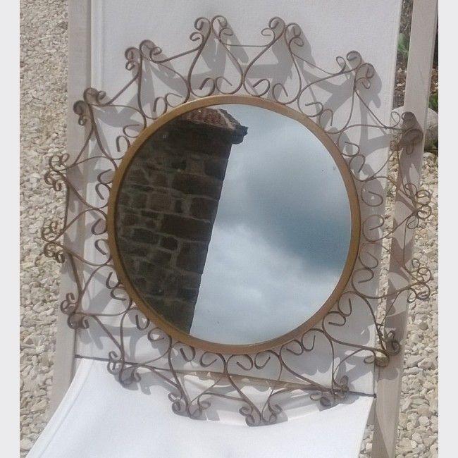 Les 1512 meilleures images propos de petit coin sur for Miroir a l ancienne