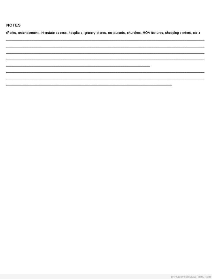 Printable property fact sheet template 2015