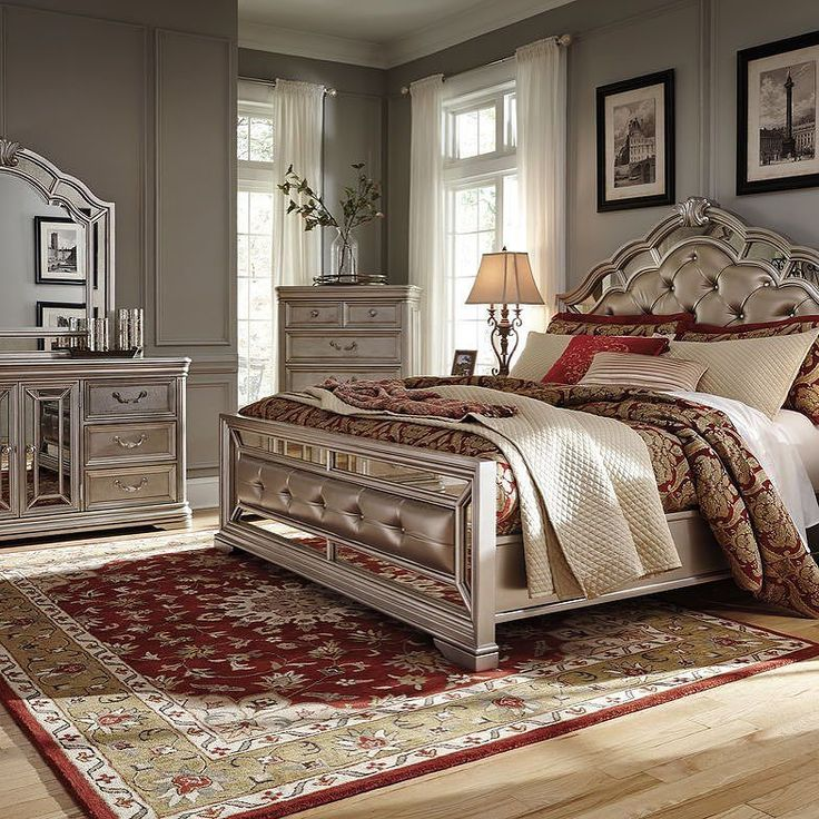 That Furniture Outlet - Minnesota's #1 Furniture Outlet. We have exceptionally low everyday prices in a very relaxed shopping atmosphere. Ashley Birlanny 8 Piece Bedroom Suite thatfurnitureoutlet.com #thatfurnitureoutlet  #thatfurniture  High Quality. Tremendous Selection. Exceptional Prices.
