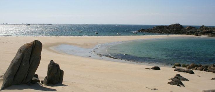Plage les Amiets, near Cleder, Finistere, #Bretagne #brittany #France #tourism