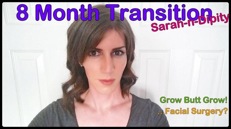 8 Month Hormone Update // MtF Transition
