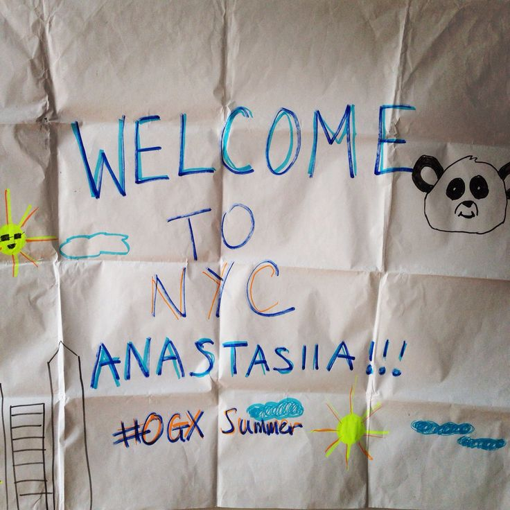 Welcome NY