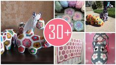 What is So Brilliant? Crochet African Flower Pattern Ideas