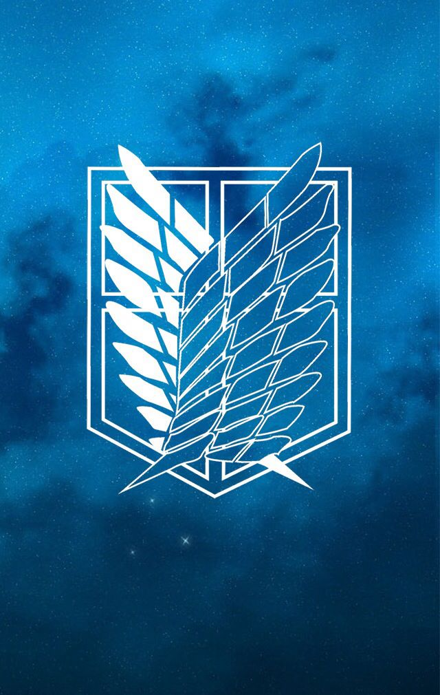 Scouting Legion - Attack on Titan wallpaper