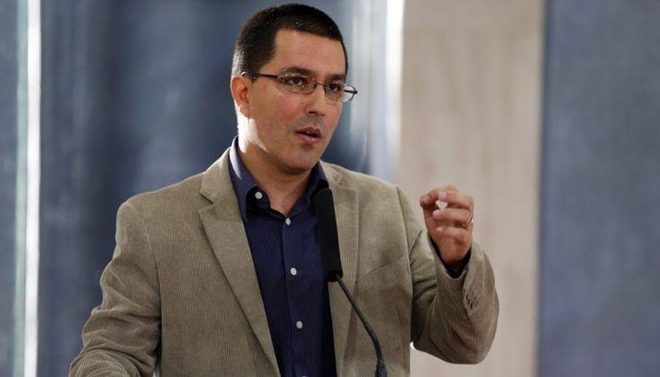 Canciller Jorge Arreaza: Parlamento Europeo se quita la careta al apoyar a la oposición violenta