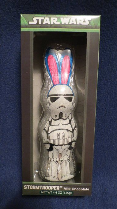 310 best easter images on pinterest disney inspired outfits star wars easter chocolate bunny stormtrooper 44 oz amazon grocery negle Images