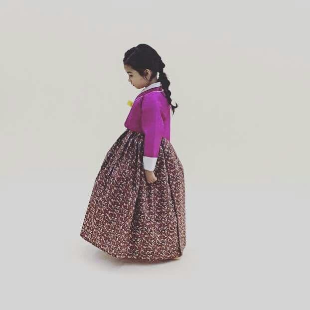 #KOREAN #Child #HANBOK