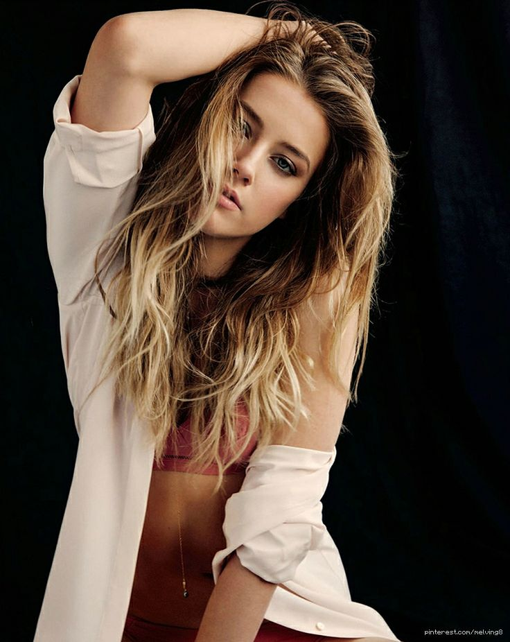 Amber Heard: