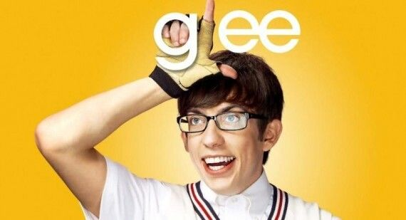 Kevin McHale [as Artie Abrams] - Glee
