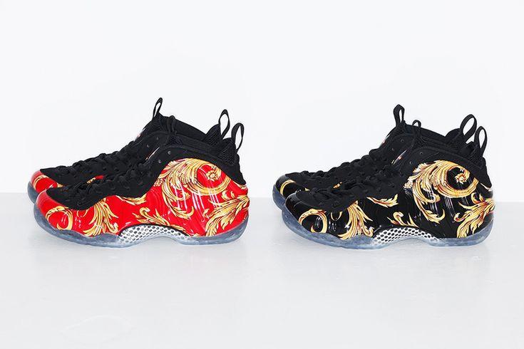 supreme foamposite release date 3 Supreme x Nike Air Foamposite One   Release Date
