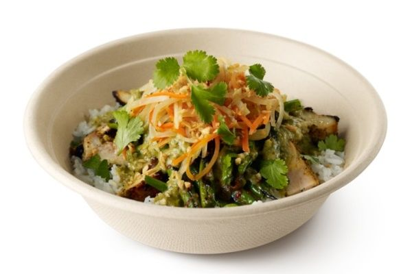Sykamore Cafe in Dallas, TX - family run, specializes in #vegan Asian fusion cuisine!