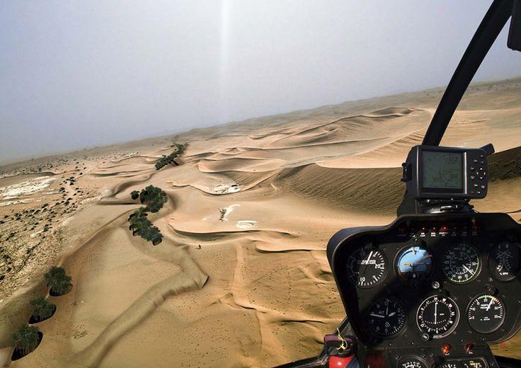 magnus larsson sculpts the saharan desert with bacteria