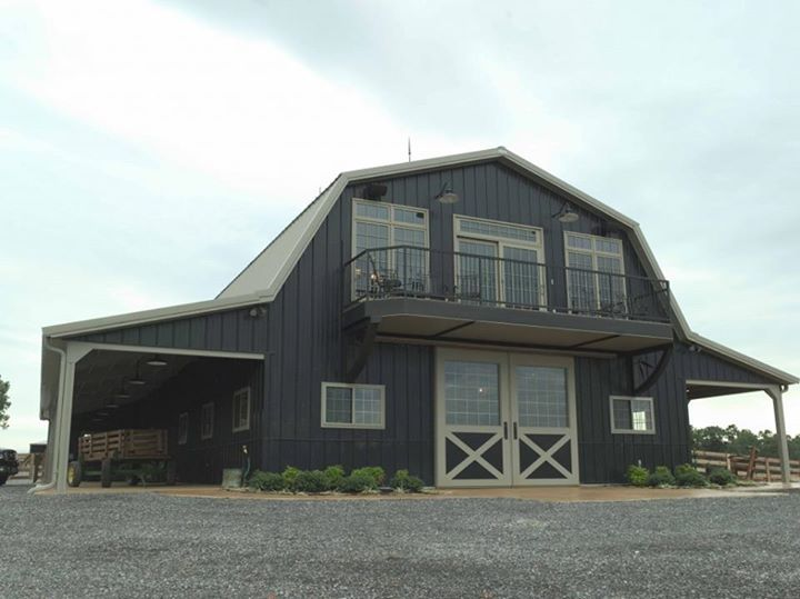 52 best homes barn living images on pinterest metal for Morton building cabin
