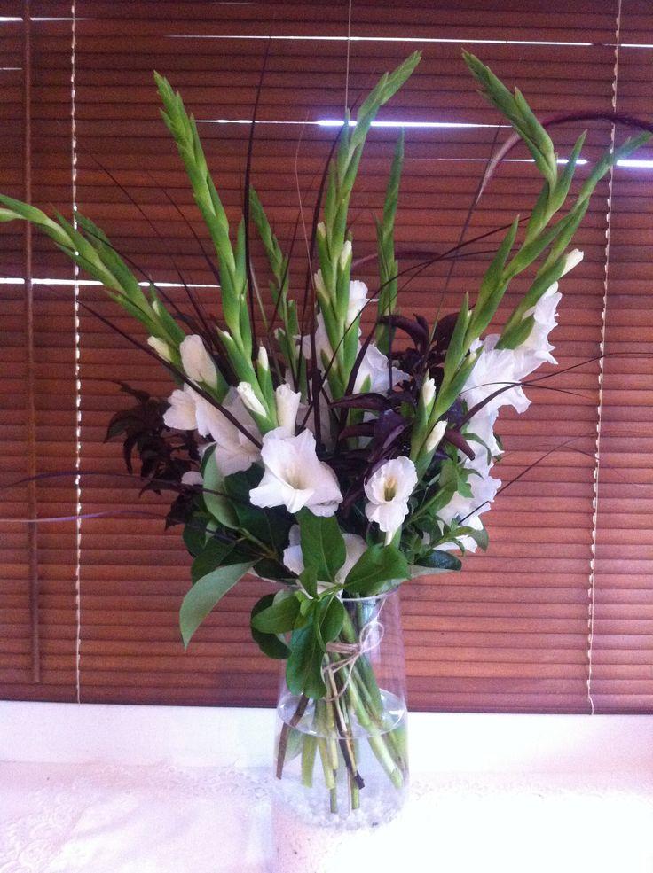 Candy buffet vase arrangement - Knight Blooms Floral Designs