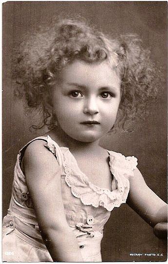 Free Vintage Child Photo #vintage #children