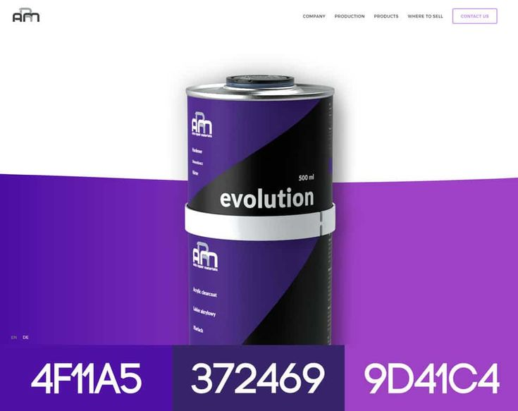 Modern Web Design Color Schemes for Ideas 2017