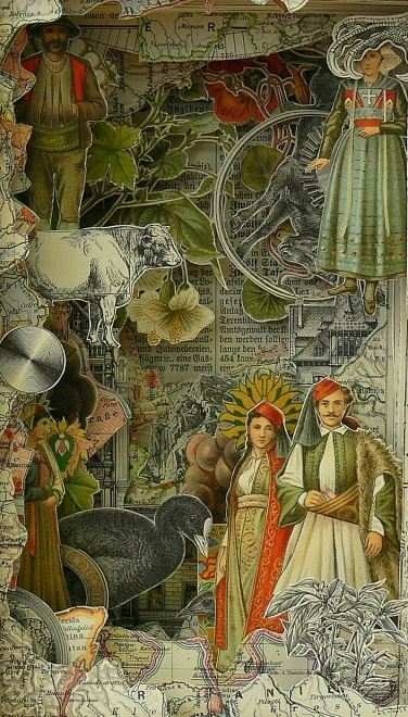 breathtaking art of cutting books from alexander korzer-robinson