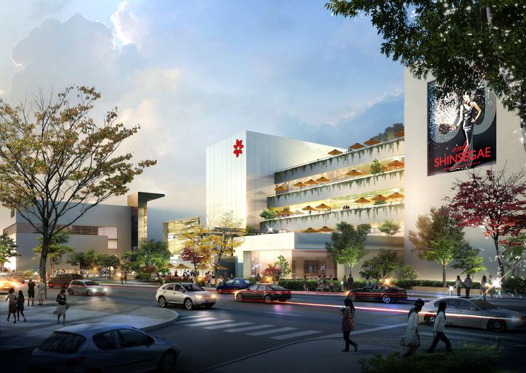 Construction Begins on New Jerde-Designed Shinsegae Mixed-Use Retail Transit Hub Development in South Korea