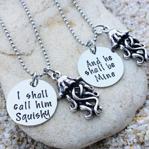 Nemo - Jewelry - Necklace - Best Friend Necklace - Disney Necklace - Bestie…