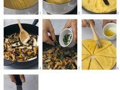 Polentataler vom Grill mit Pilzen ist ein Rezept mit frischen Zutaten aus der Kategorie Pilze. Probieren Sie dieses und weitere Rezepte von EAT SMARTER!