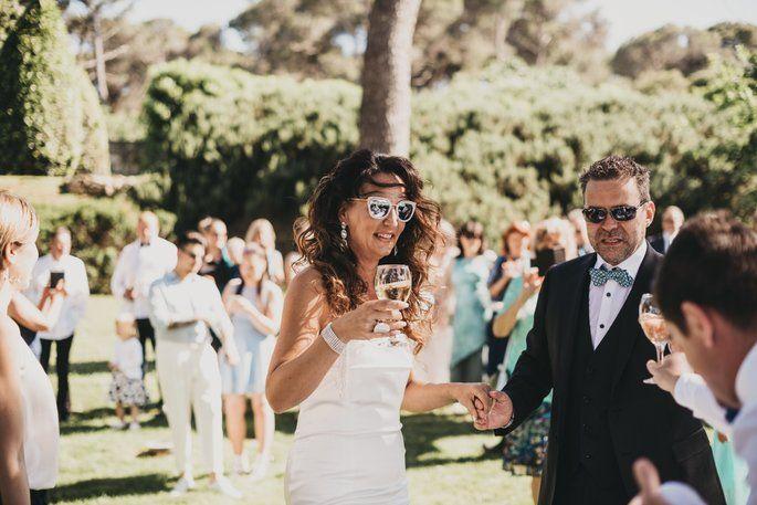 Die traumhafte Destination Wedding von Kristina und