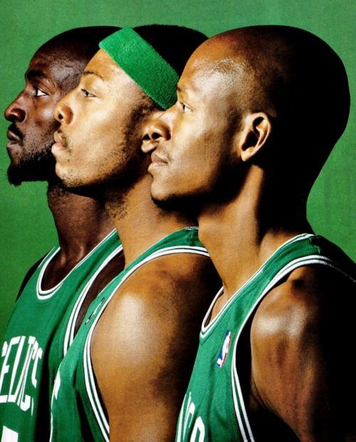 Oh, I do miss this era of the Big Three - Boston Celtics