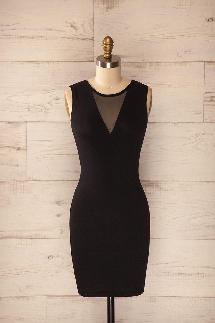 Messine Cette Petite Robe Noire Est Tres Assurement Synonyme De Chic Et D Audace Little Black Dress Black Dress Fashion [ 1104 x 736 Pixel ]