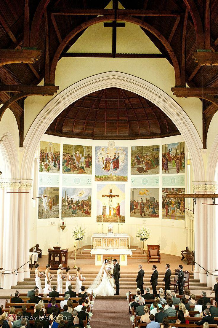 Redemptorist Monastery North Perth Church // Photo by Deray & Simcoe