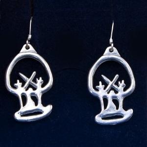 Sáráhkká earrings