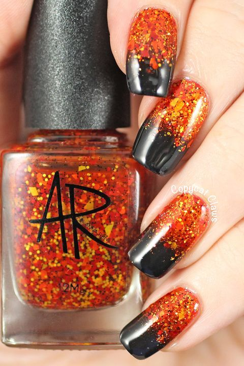 These Creepy, Kooky Nail Art Ideas Are Only for the ...