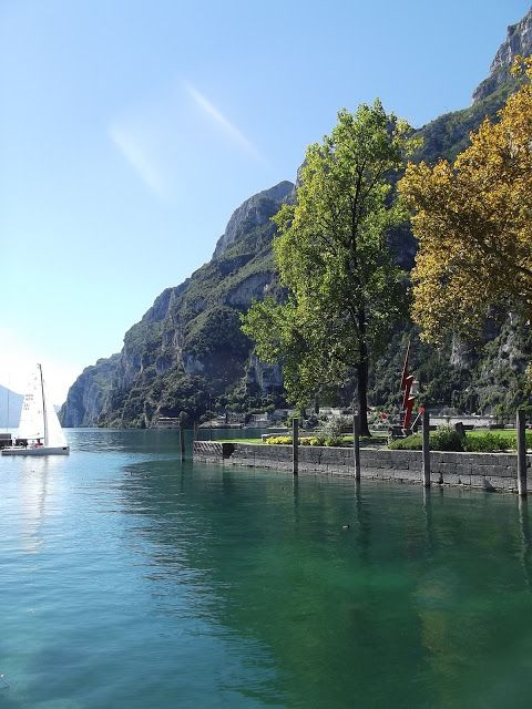 made in Pardo: Riva sul garda