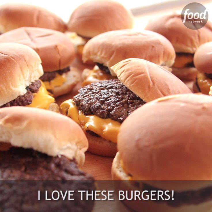 Thin burger patties mean more room for toppings! Layer on all the condiments you want with Ree's Smashed Burgers.