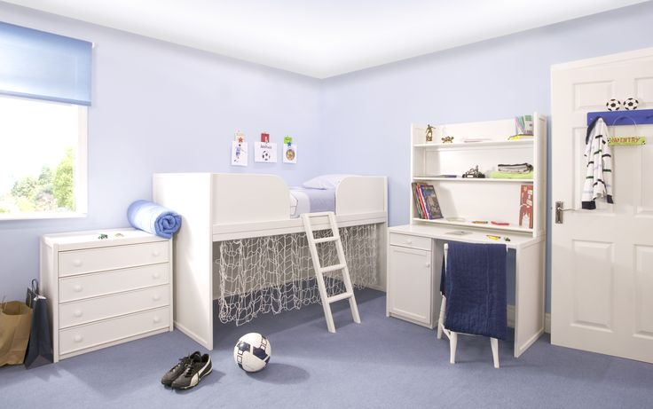 Create an exciting and fun space to really let your child's imagination run wild.
