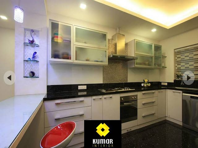 Middle Class Indian Kitchen Styled By Niyoti Interior Design Kitchen Kitchen Design Simple Kitchen Design