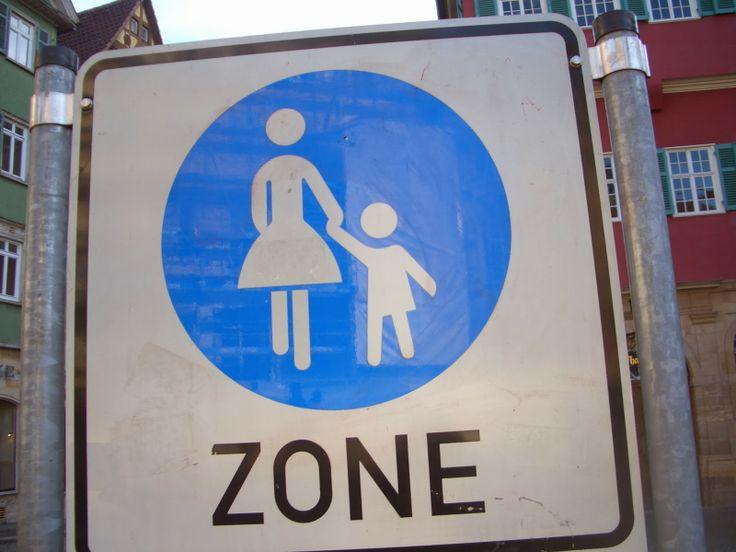 Women care for children