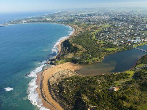 Warrnambool foreshore, Great Ocean Road, Victoria, Australia