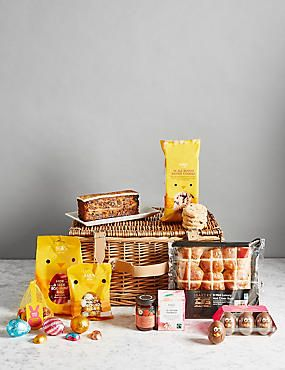 35 best easter eggstravaganza images on pinterest family easter hamper negle Gallery