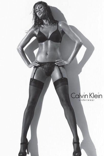 Eva Mendes for @Calvin Ruthven Ruthven Klein