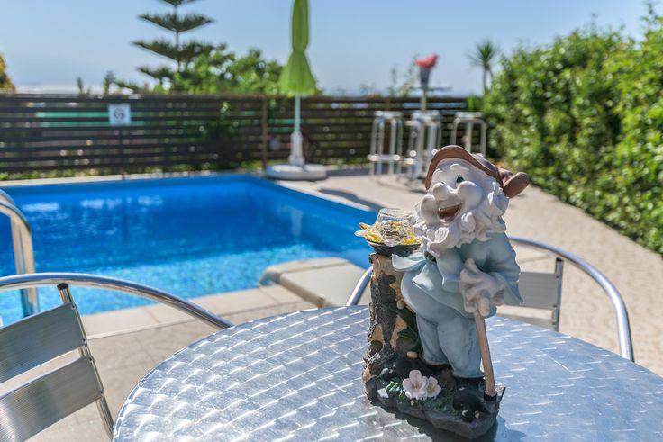 Book your next stay in villa Apollon and get 20% discount! http://www.summerholidayssfakakicrete.gr/ #greece #holidays #villas #relaxation