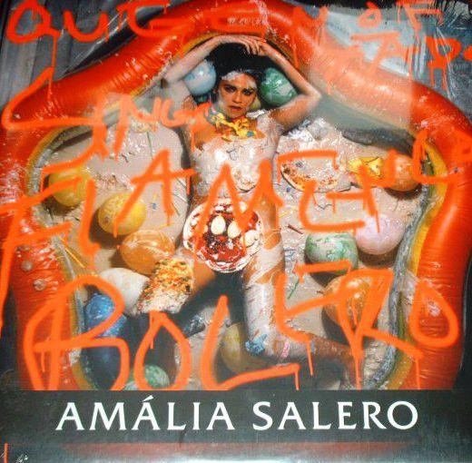 Amália Rodrigues - Salero (Vinyl, LP, Album) at Discogs
