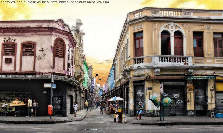 https://flic.kr/p/xwYQcU | Street Photography 37 RIO | Paisaje Urbano / Artexpreso . Rodriguez Udias ..