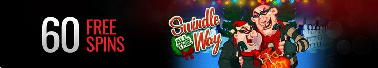 60 Free Weekend Spins on Swindle All The Way Slot at Casino Extreme